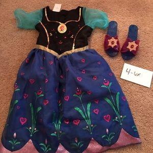 Other - Disney Anna costume.